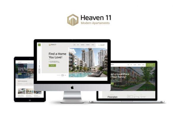 Heaven11 Teması