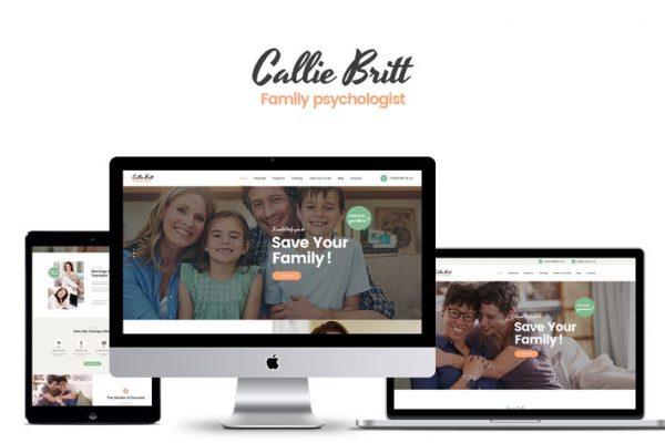 Callie Britt Teması