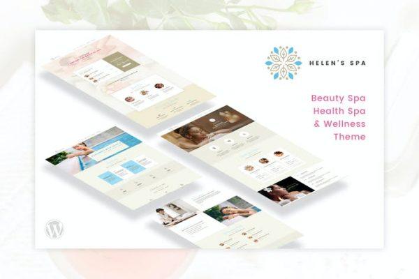 Helen's Spa - Güzellik, Sağlık Spa ve Wellness Temasısı