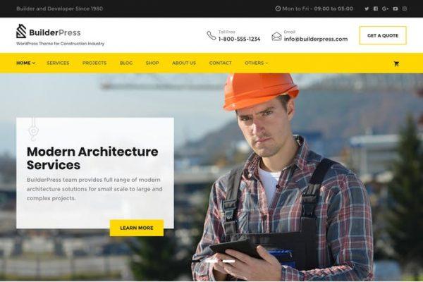 BuilderPress -  WordPress Teması Yapımı, A