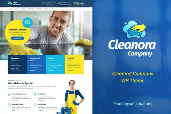 Cleanora -  Temizlik Hizmetleri Temasısı