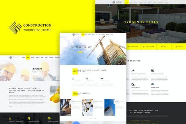 Construction -  Duyarlı Yapı Temasısı