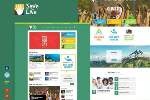 Save Life Teması