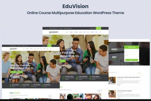 Eduvision -  Çevrimiçi Kurs Eğitimi WordPress