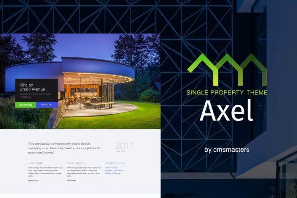 Axel -  Tek Emlak Emlak Temasısı
