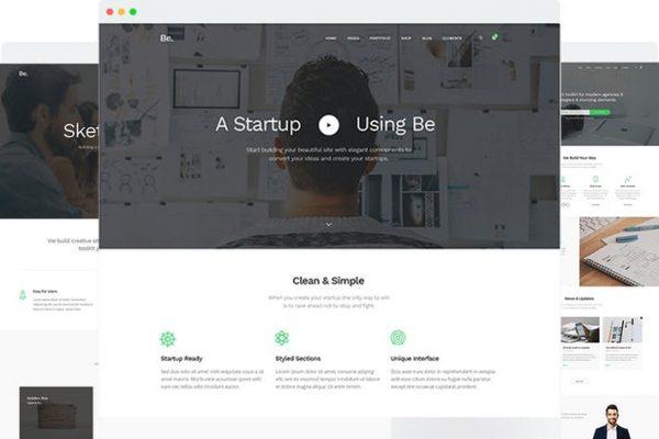 Bo- Başlangıç İş WordPress Temasısı