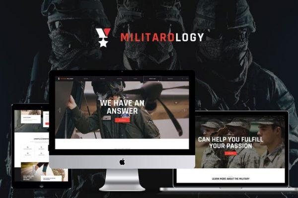 Militarology Teması