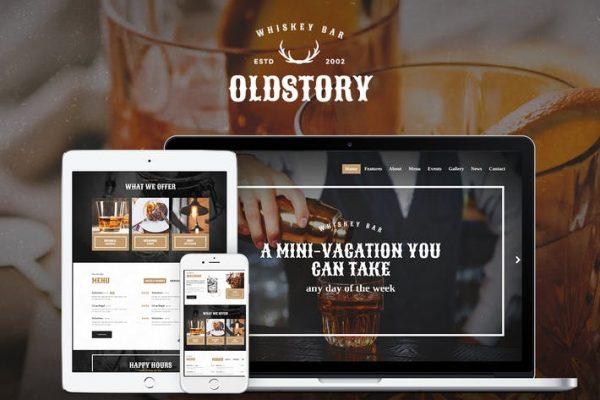OldStory - Viski Barı