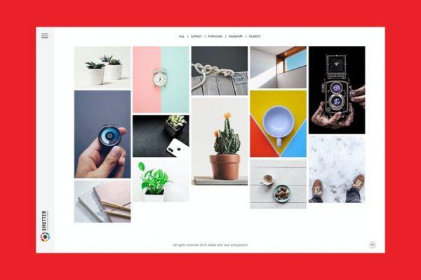 Kassia - Fotoğrafçılık WordPress Temasısı