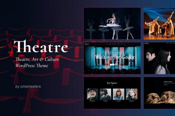 Theater -  Konser ve Sanat Etkinliği Eğlence Temasısı