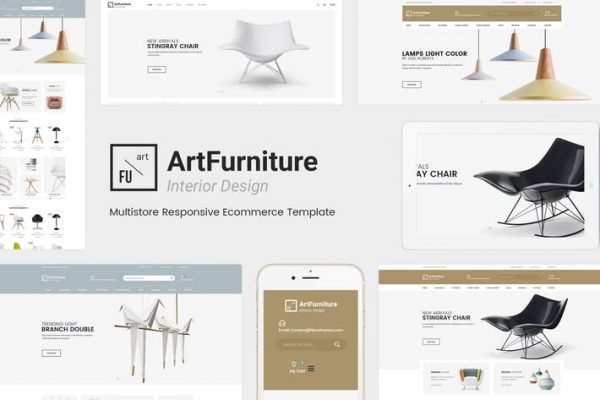 Artfurniture - WooCommerce için Mobilya Temasısı