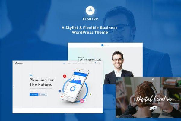 StartUp - Duyarlı Çoklu