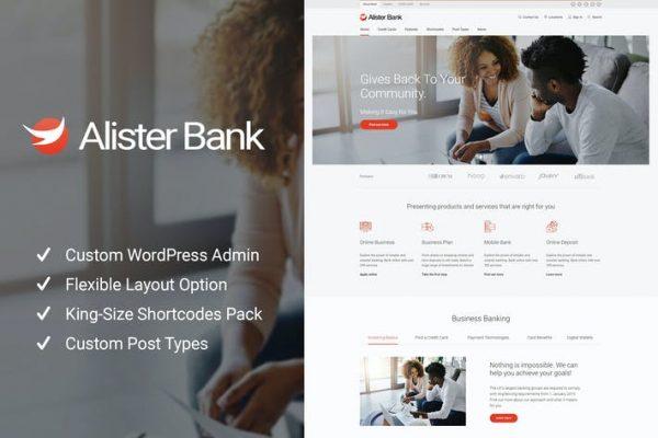 Alister Bank - Kredi ve Bankacılık Finans Teması