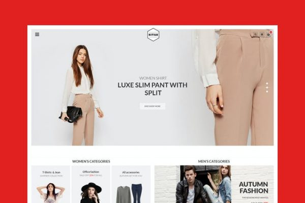 Nitan -  Moda WooCommerce WordPress Temasısı