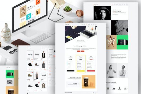 BURAN -  Yaratıcı Portföy ve İş WordPress