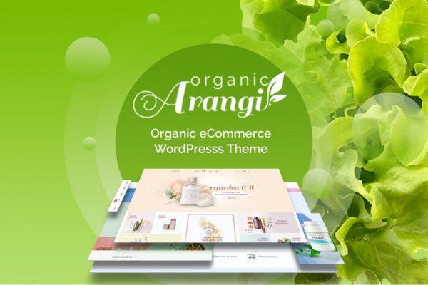 Arangi -  Organik WooCommerce Temasısı