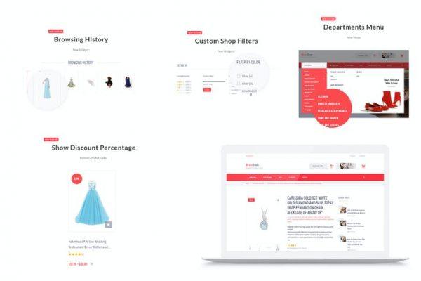 Bravo Store - WordPress için WZone Affiliates Temasısı