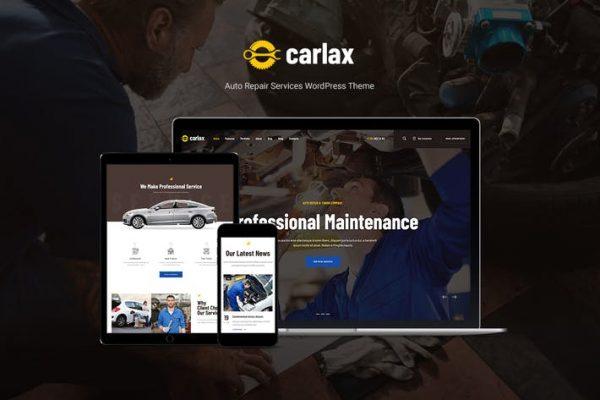 Carlax Teması