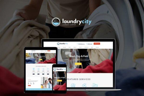 Laundry City -  Kuru Temizleme ve Yıkama Hizmetleri