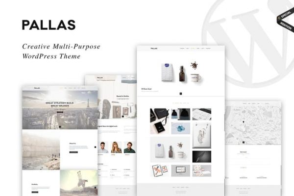 Pallas - Yaratıcı Multi