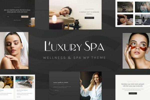 Luxury Spa -  Güzellik Spa & Wellness Resort Temasısı