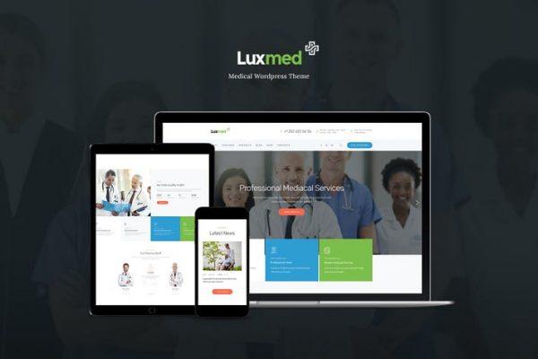 LuxMed Teması