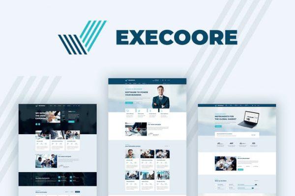 Execoore Teması