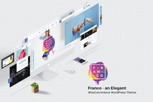 Franco - Zarif WooCommerce WordPress Temasısı
