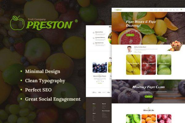 Preston Teması