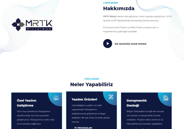 MRTK Bilişim